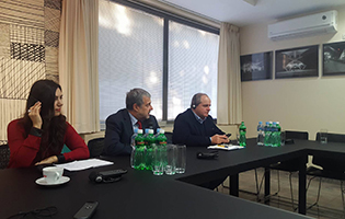 "Lecture ""The sources of Polish foreign policy after 1989"""