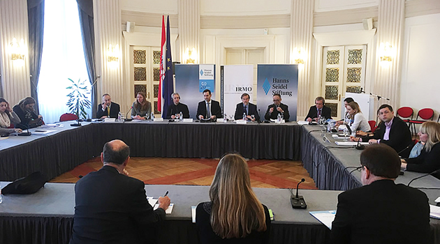 "Challenges to Croatian Foreign Policy - Relations to the wider Europe""."