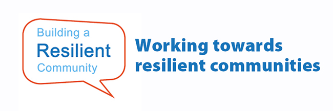 Working towards resilient communities