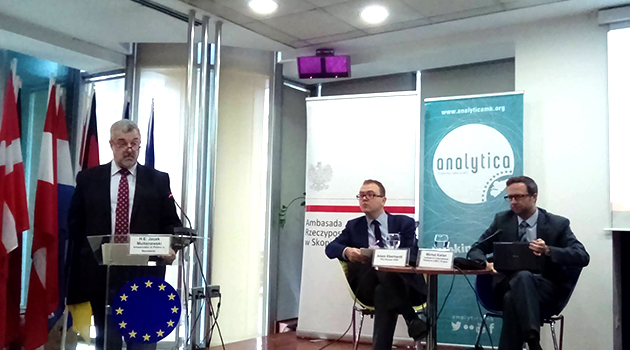 "Conference: ""Visegrad Group and the Western Balkans - what is next for the two regions?"