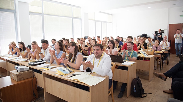 Research and Management Coordinator of Analytica Sonja Risteska was part of the 2nd Energy Community Summer School