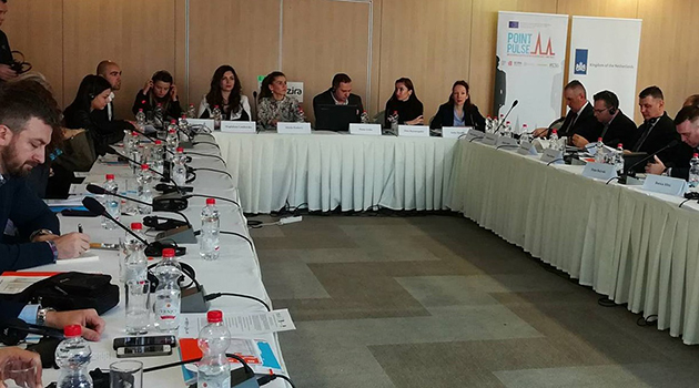 Regional Conference: Criminal Liability of Police Officers in the Western Balkans
