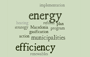 Energy efficiency in Macedonia at local level – the challenge of preparing energy efficiency programs